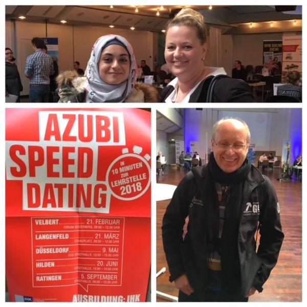 Ausbildungs speed dating düsseldorf