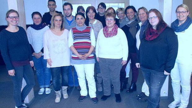 Team: Praxisanleiterinnen und Praxisanleiter der Diakonie im Kirchenkreis Düsseldorf-Mettmann
