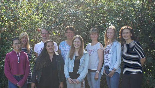 Das Team - Foto