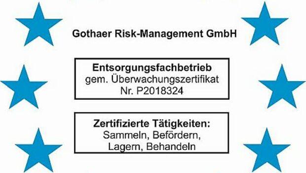 Zertifizierungssiegel